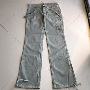 7 for all Mankind size 28 cargo pants